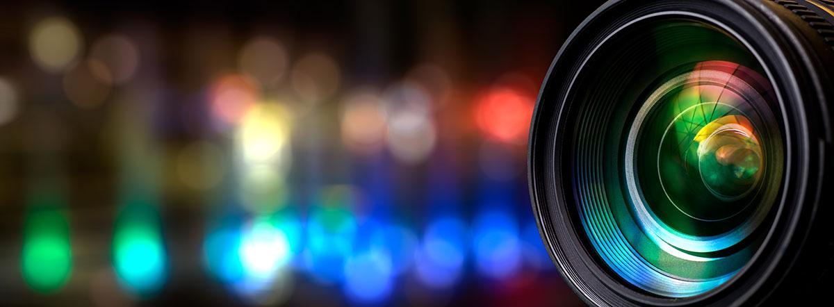 image of camera lens